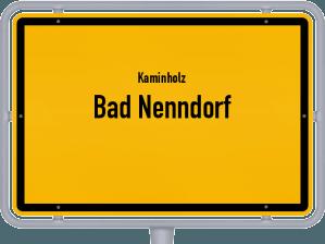 Kaminholz & Brennholz-Angebote in Bad Nenndorf