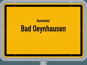 Kaminholz & Brennholz-Angebote in Bad Oeynhausen