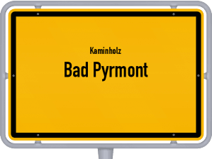 Kaminholz & Brennholz-Angebote in Bad Pyrmont