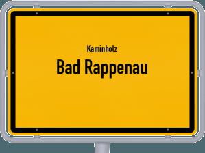Kaminholz & Brennholz-Angebote in Bad Rappenau