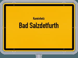 Kaminholz & Brennholz-Angebote in Bad Salzdetfurth