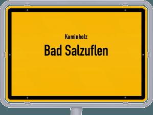Kaminholz & Brennholz-Angebote in Bad Salzuflen