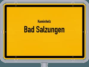 Kaminholz & Brennholz-Angebote in Bad Salzungen