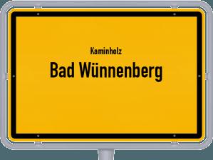 Kaminholz & Brennholz-Angebote in Bad Wünnenberg
