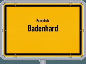 Kaminholz & Brennholz-Angebote in Badenhard