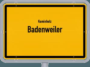 Kaminholz & Brennholz-Angebote in Badenweiler