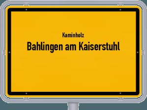 Kaminholz & Brennholz-Angebote in Bahlingen am Kaiserstuhl