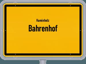 Kaminholz & Brennholz-Angebote in Bahrenhof
