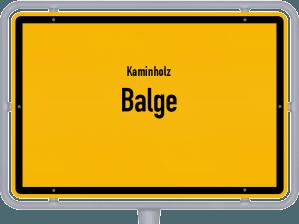 Kaminholz & Brennholz-Angebote in Balge