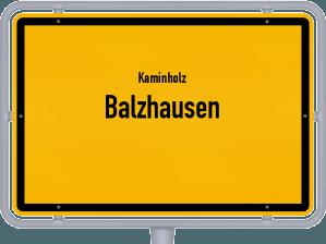 Kaminholz & Brennholz-Angebote in Balzhausen