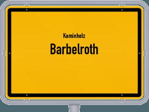 Kaminholz & Brennholz-Angebote in Barbelroth