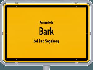 Kaminholz & Brennholz-Angebote in Bark (bei Bad Segeberg)