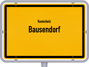 Kaminholz & Brennholz-Angebote in Bausendorf