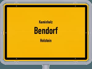 Kaminholz & Brennholz-Angebote in Bendorf (Holstein)