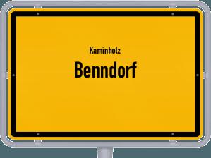 Kaminholz & Brennholz-Angebote in Benndorf