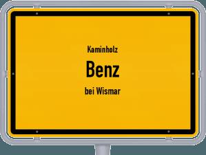 Kaminholz & Brennholz-Angebote in Benz (bei Wismar)