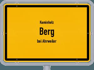 Kaminholz & Brennholz-Angebote in Berg (bei Ahrweiler)
