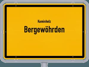 Kaminholz & Brennholz-Angebote in Bergewöhrden