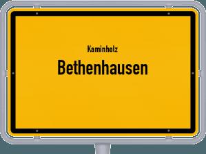 Kaminholz & Brennholz-Angebote in Bethenhausen