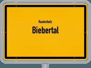 Kaminholz & Brennholz-Angebote in Biebertal