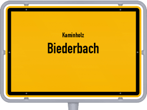 Kaminholz & Brennholz-Angebote in Biederbach