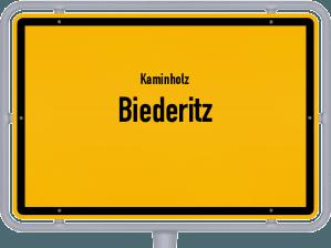Kaminholz & Brennholz-Angebote in Biederitz