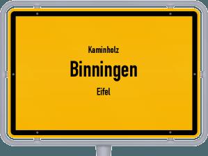 Kaminholz & Brennholz-Angebote in Binningen (Eifel)