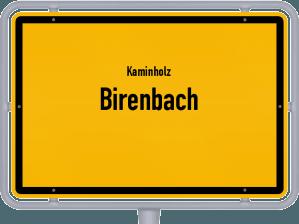 Kaminholz & Brennholz-Angebote in Birenbach
