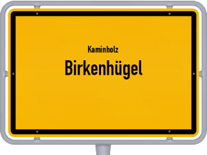 Kaminholz & Brennholz-Angebote in Birkenhügel
