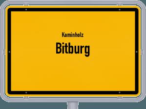 Kaminholz & Brennholz-Angebote in Bitburg