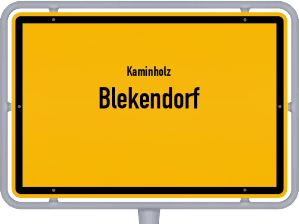 Kaminholz & Brennholz-Angebote in Blekendorf