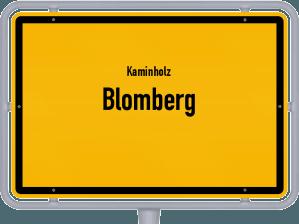 Kaminholz & Brennholz-Angebote in Blomberg