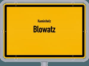 Kaminholz & Brennholz-Angebote in Blowatz