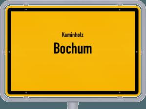 Kaminholz & Brennholz-Angebote in Bochum