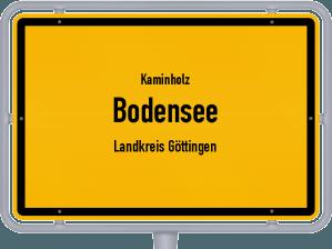 Kaminholz & Brennholz-Angebote in Bodensee (Landkreis Göttingen)