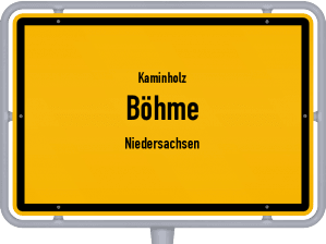 Kaminholz & Brennholz-Angebote in Böhme (Niedersachsen)