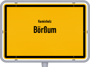 Kaminholz & Brennholz-Angebote in Börßum