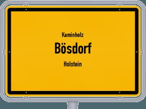 Kaminholz & Brennholz-Angebote in Bösdorf (Holstein)