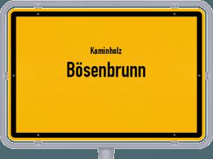 Kaminholz & Brennholz-Angebote in Bösenbrunn