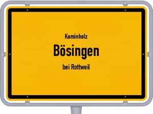 Kaminholz & Brennholz-Angebote in Bösingen (bei Rottweil)