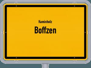 Kaminholz & Brennholz-Angebote in Boffzen