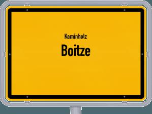 Kaminholz & Brennholz-Angebote in Boitze