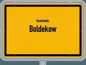 Kaminholz & Brennholz-Angebote in Boldekow