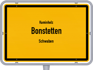 Kaminholz & Brennholz-Angebote in Bonstetten (Schwaben)