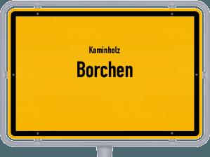 Kaminholz & Brennholz-Angebote in Borchen