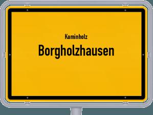 Kaminholz & Brennholz-Angebote in Borgholzhausen