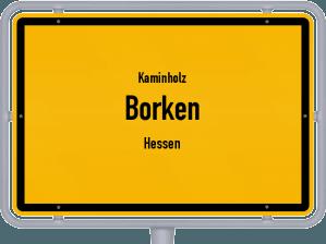Kaminholz & Brennholz-Angebote in Borken (Hessen)