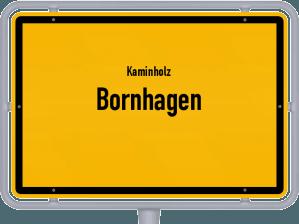 Kaminholz & Brennholz-Angebote in Bornhagen