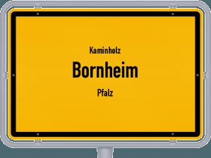 Kaminholz & Brennholz-Angebote in Bornheim (Pfalz)