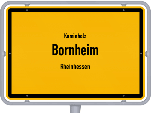 Kaminholz & Brennholz-Angebote in Bornheim (Rheinhessen)
